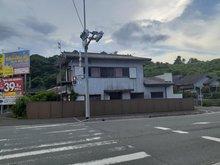 【事業用物件】大字夏吉(下伊田駅) 390万円 現地(2021年7月)撮影