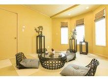 【セルコホーム】姶良平松 クイーンアン・スタイル モデルハウス 【一戸建て】 輸入住宅ですが、和室もございます。