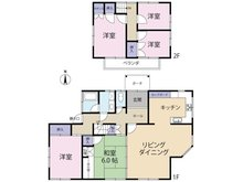 高崎3(西大分駅) 2470万円 2470万円、5LDK、土地面積265.56㎡、建物面積114.66㎡
