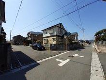大字感田(遠賀野駅) 1570万円 現地(2020年4月)撮影