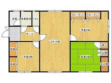 大字下検地(行橋駅) 1680万円 1680万円、3LDK、土地面積264.4㎡、建物面積85.7㎡