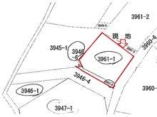 土地価格340万円、土地面積282.7㎡